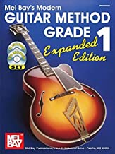 Mel Bay`s Modern Guitar Method, Grade 1, Expanded Edition (Book, CD & DVD)