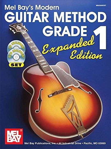 Modern Guitar Method Grade 1 Exp ed