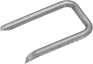 Southwire SMS12-500B, 500 Piece 1/2-inch Romex Metal Staples, Silver