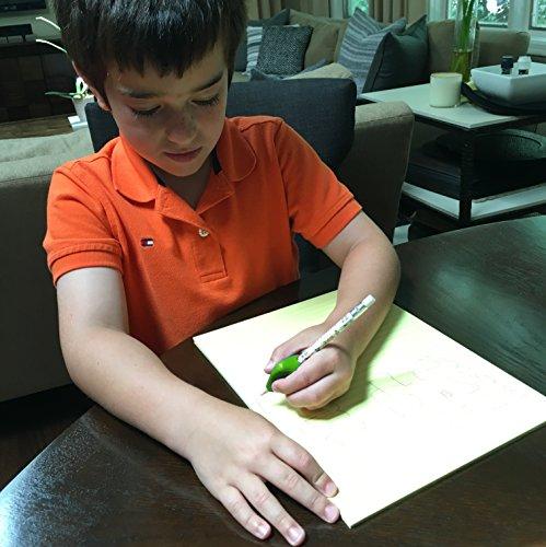 WriteRight Pencil Grip, Size Medium, Left hand, 2 pack Photo #4