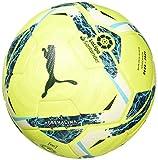 PUMA LaLiga 1 ADRENALINA (FIFA Quality Pro) WP Ballon De Foot Unisex-Adult, Lemon Tonic-Multi Colour, 5