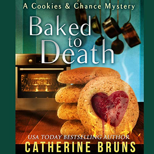 Baked to Death audiobook cover art