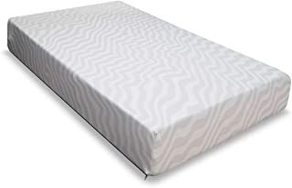 Duérmete Online Duérmete Gran Confort-Colchón Viscoelástico Ceclan Visco | Extra Confortable | Núcleo Perfilado, Articulable, 90x180