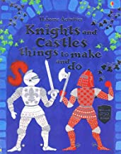 Knights and Castles Things to Make and Do (Usborne Activities)