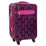 Barbie FlyAway Rolling Luggage (suitcase)