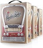 Hammeken Cellars Radio Boka Tempranillo 2019 Bag-in-Box (3 x 3 Liter)