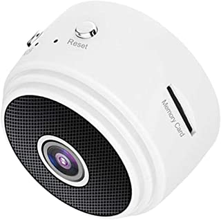 Blesiya A9 Mini Camera,HD 1080P Wireless WiFi Small Camera with and Motion Detection Loop Recording for Indoor Outdoor Hom...
