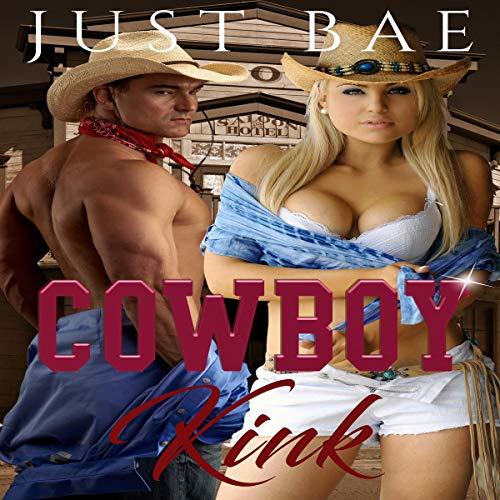 Cowboy Kink audiobook cover art