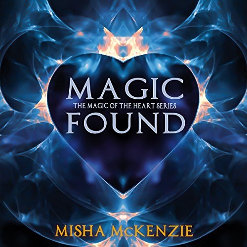 Magic Found audiobook cover art