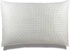 Xtreme Comforts Luxury Plush Gel Infused Fiber Filled Pillow for Sleeping. Adjustable Loft for ALL Sleepers Proprietary Cool-X Cooling Cover helps cool menopause hot flashes (Standard) MADE IN THE USA