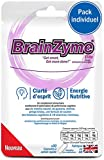 BrainZyme Elite - 3 en 1: Vitamines, Probiotique, Nootropique. Réduction du Stress/Anxiété + Vitalité, Bien Être, Énergie du Cerveau et du Métabolisme. Carnitine, Ginkgo, Guarana, Magnésium (1 paquet)