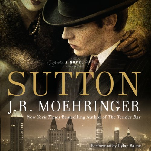 Sutton audiobook cover art