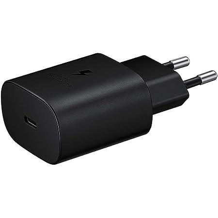 Samsung Chargeur Secteur Rapide 25W, Port USB Type C (sans câble)