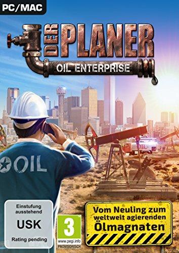 Der Planer: Oil Enterprise - PC