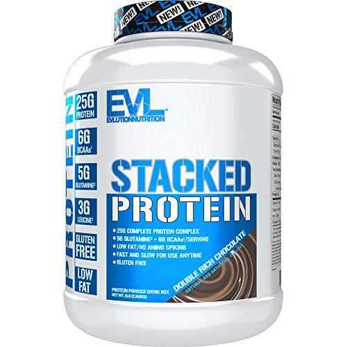 Evlution Nutrition Stacked Protein Protein Powder