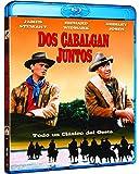 Dos Cabalgan Juntos [Blu-ray]