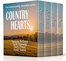 Country Hearts by [Annie Seaton, Susanne Bellamy, Nicki Edwards, Darry Fraser]