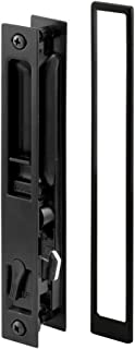 Slide-Co 142043 Sliding Door Handle Set, Black/Diecast