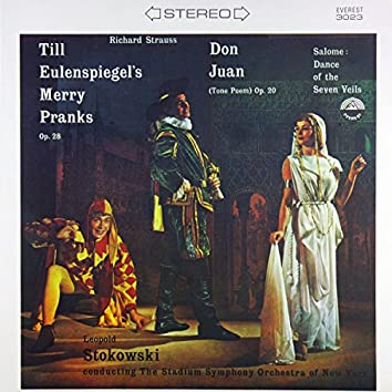 Strauss: Till Eulenspiegel - Salome - Don Juan