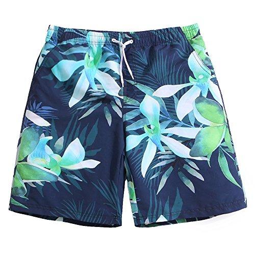 SULANG Ultra Pantalones Cortos Lona de la Manera de Secado rápido de los Hombres Medium / 33-34 Inches Orchid