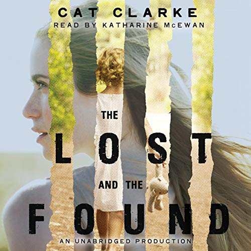 The Lost and the Found audiobook cover art