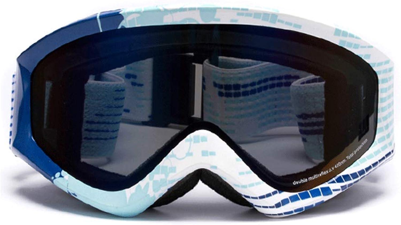 RXF Doppel-Anti-Fog Ski Goggles Adult Ski Bergsteigen Schnee Spiegel