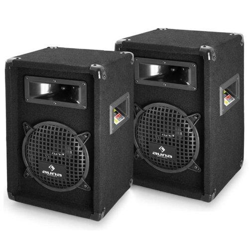 Malone PW-0822 20cm Sonido Profesional DJ Pareja Altavoces