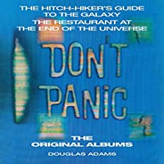 The Hitchhiker's Guide To The Galaxy / The Restaurant At The End Of The Universe - The Original Albums