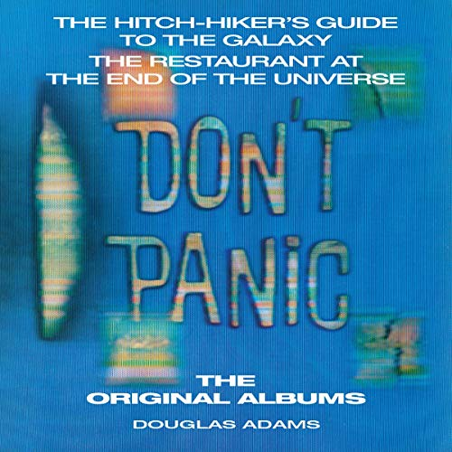 The Hitchhiker's Guide to the Galaxy: The Original Albums Titelbild