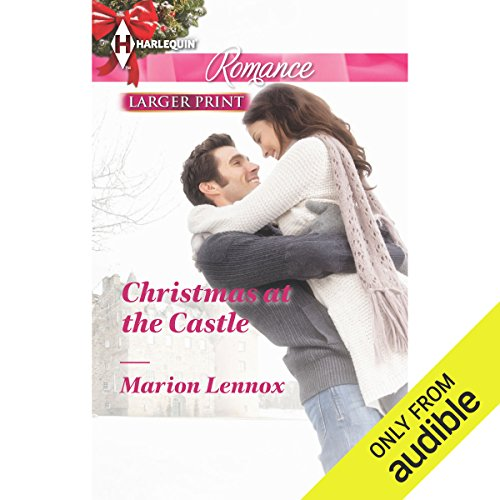 Christmas at the Castle audiobook cover art