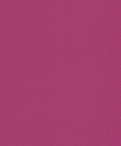 Vliestapete Uni Struktur Einfarbig pink Tapete Rasch Prego 700305