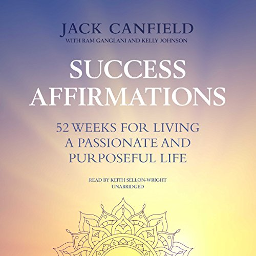 Success Affirmations cover art