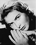 Ingrid Bergman Fotografie Giclee Glossy Fotopapier Print