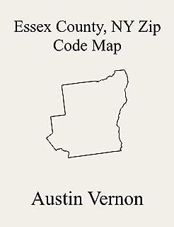 Essex County, New York Zip Code Map: Includes Chesterfield, Minerva, Ticonderoga, Westport, Wilmington, Elizabethtown, Lewis, Crown Point, Essex, Jay, ... Newcomb, North Elba, North Hudson, St. Arm