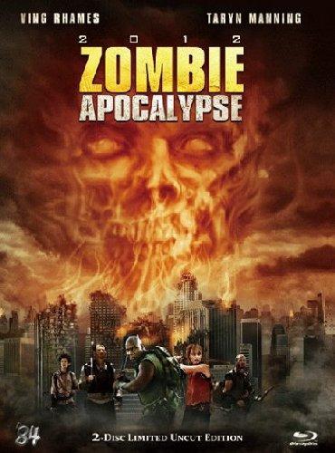2012 Zombie Apocalypse - Uncut [Blu-ray] [Limited Edition]