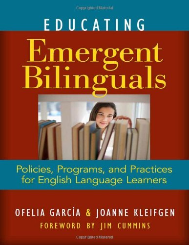 Educating Emergent Bilinguals: Policies, Programs, and Practices for English Language Learners (Language and Literacy Se