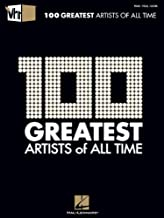 VH1 100 Greatest Artists of All Time (Piano/Vocal/guitar)