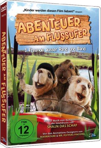 Abenteuer am Flussufer (DVD)