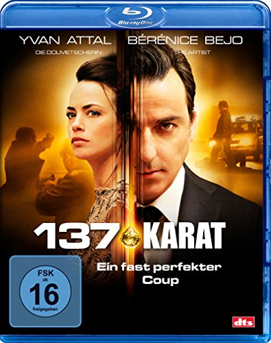 137 Karat - Ein fast perfekter Coup [Blu-ray]
