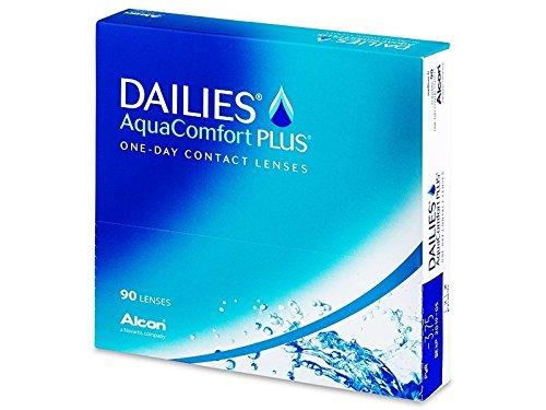 Dailies AquaComfort Plus (90 Stk.) (Dioptrien: -7.00 / Radius: 8.70 / Durchmesser: 14.00)