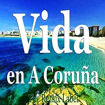 Vida en a Coruña