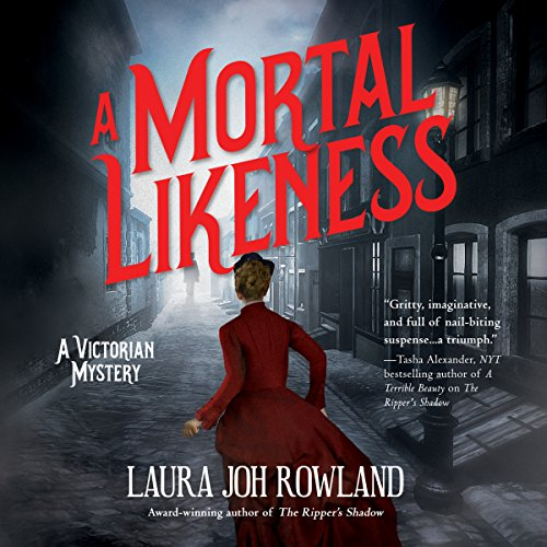 A Mortal Likeness audiobook cover art