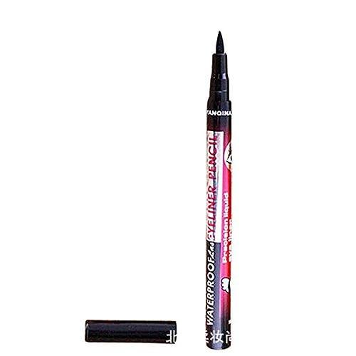 36H Black Waterproof Pen Liquid Eyeliner Eye Liner Pencil Make Up Beauty