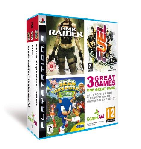 Gamesaid Triple Pack Ps3