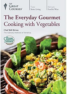 The Everyday Gourmet Cooking with Vegetables product image