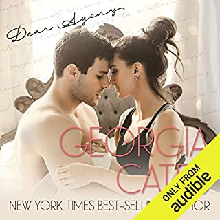 Dear Agony audiobook cover art