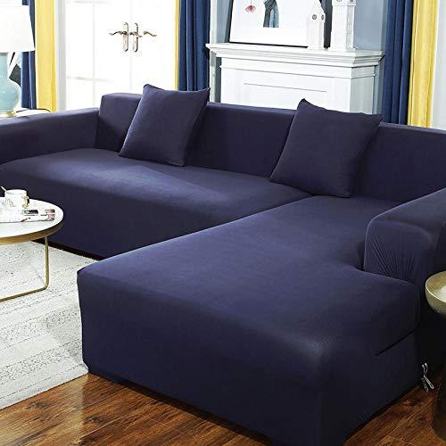 lxylllzs Sofa ÜBerwurf Stretch Sofabezug,All-Inclusive-Stretch-Sofabezug, universeller einfacher Lazy-Bezug-1_235-300CM,Sofabezug FüR Sofa, Sofaschutz