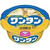 マルちゃん ワンタン シーフードスープ味 カップ 33g×12