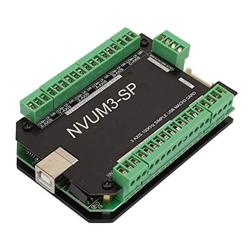 CNC-Motion-Controller, USB-Mach3-Schrittmotortreiber für Motion Control Board für kleine und mittlere Automatisierungsgeräte