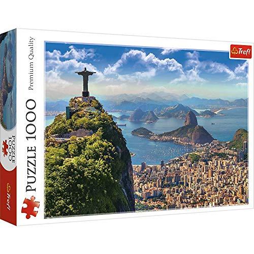 Trefl- Puzzle Rio De Janeiro, TRF10405